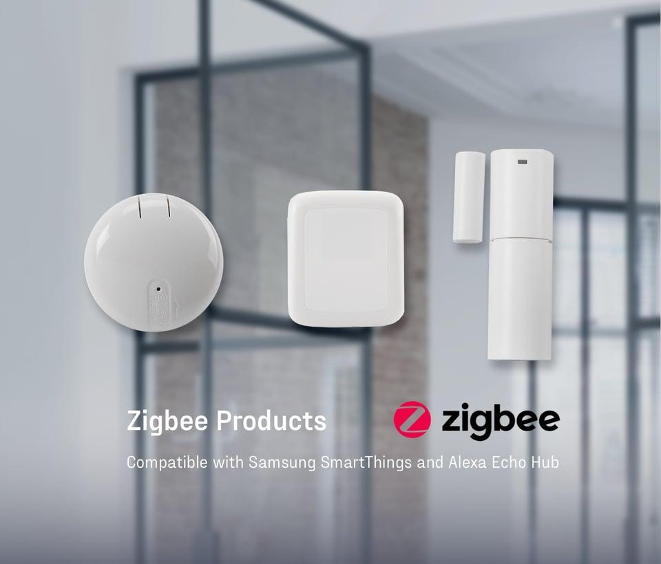 Zigbee sensors and switches@1x-2